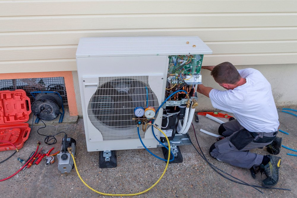 HIGH-EFFICIENCY HEAT PUMPS
